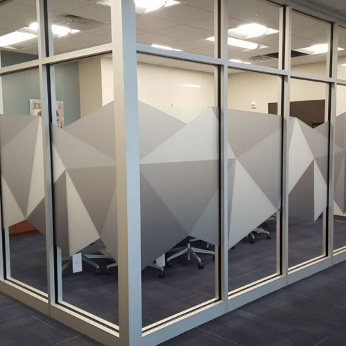 Frosted conference room glass1
