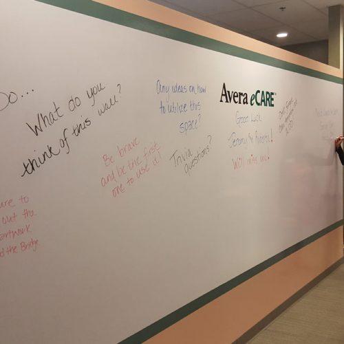 ecare white board