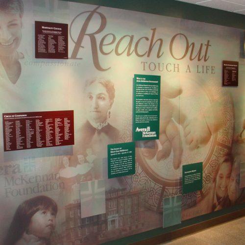 Avera McKennan Foundation Donor Wall