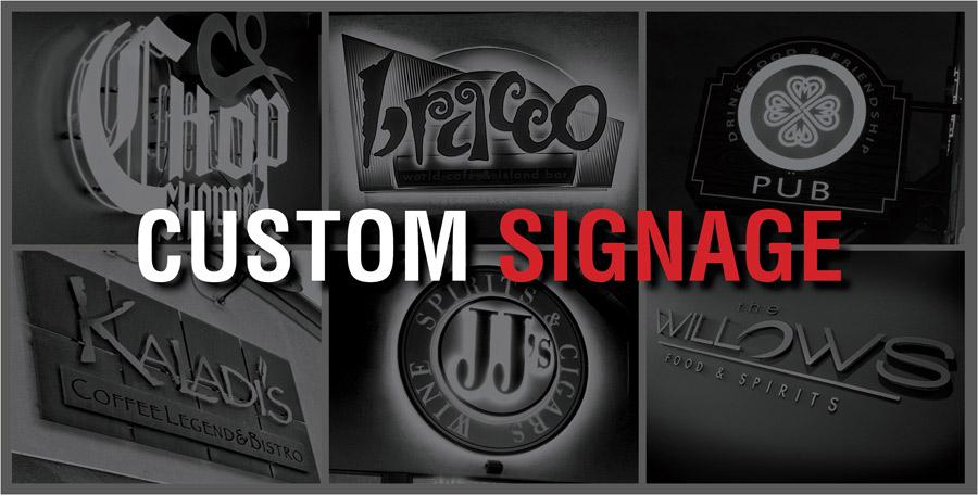 Custom Signage Sioux Falls