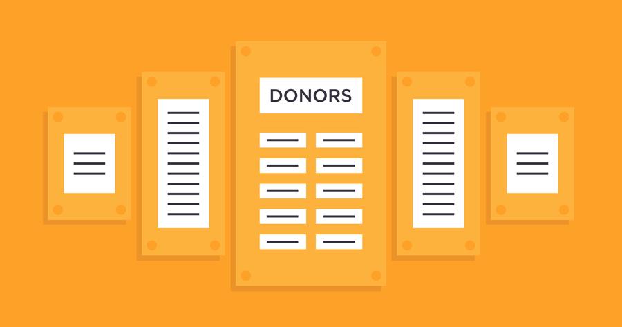 Donor Dislpay