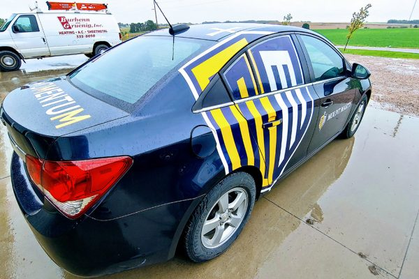 Mount Marty Chevy Cruze Wrap
