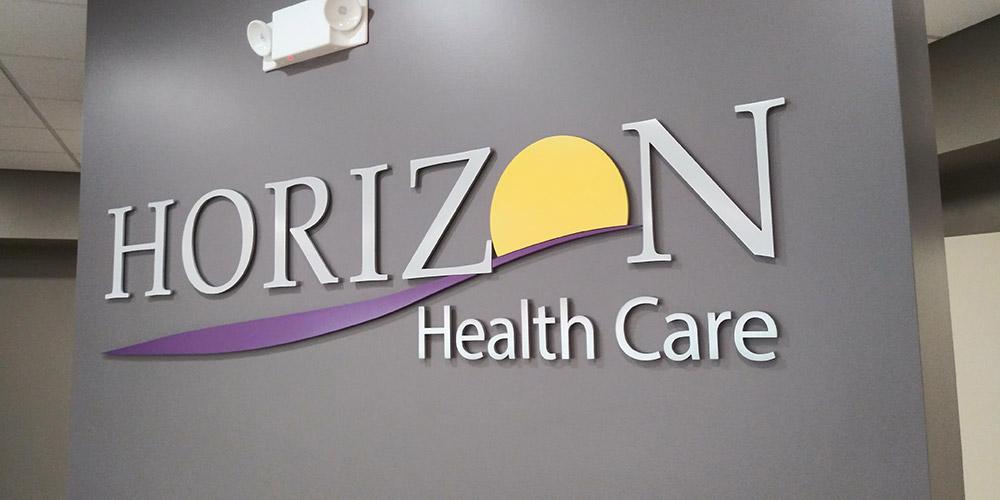 Horizon Lobby Sign