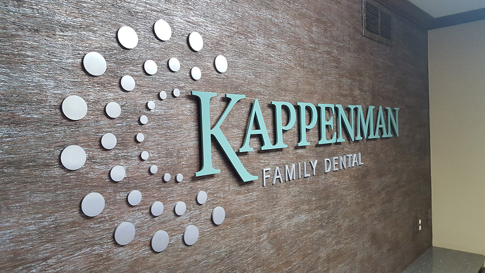 kappenman Signage