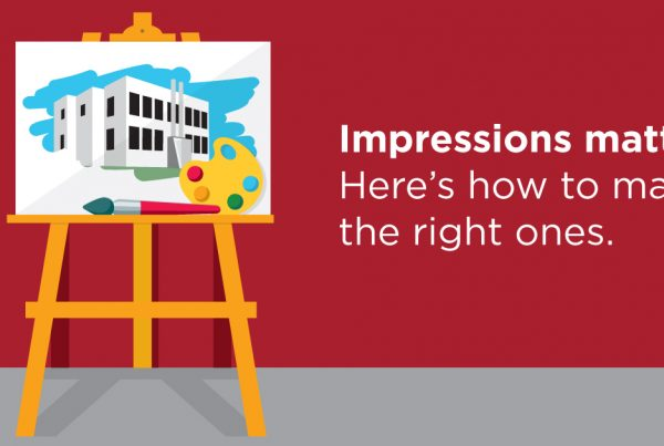 impressions matter. Here's how to make the right ones.
