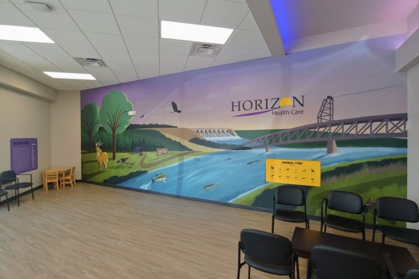 horizon health care wall